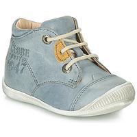 鞋子 男孩 短筒靴 GBB SAMUEL 蓝色