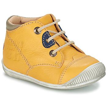 鞋子 男孩 短筒靴 GBB SAMUEL 黄色