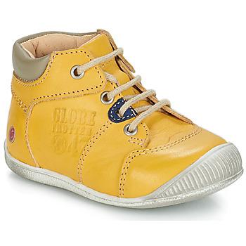 鞋子 男孩 短筒靴 GBB SIMEON 黄色