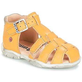 鞋子 男孩 凉鞋 GBB PRIGENT Vte / 黄色