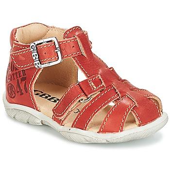 鞋子 男孩 球鞋基本款 GBB PRIGENT Vte / 铁锈色