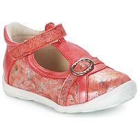 鞋子 女孩 平底鞋 GBB SALOME 红色