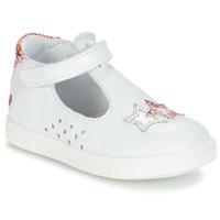 鞋子 女孩 平底鞋 GBB SABRINA 白色
