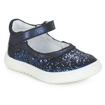 鞋子 女孩 平底鞋 GBB SAKURA 蓝色 / 海蓝色