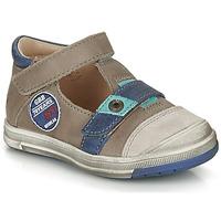 鞋子 男孩 凉鞋 GBB SOREL 灰褐色 / 蓝色