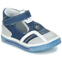 鞋子 女孩 平底鞋 GBB SALVADORE 蓝色 / 灰色