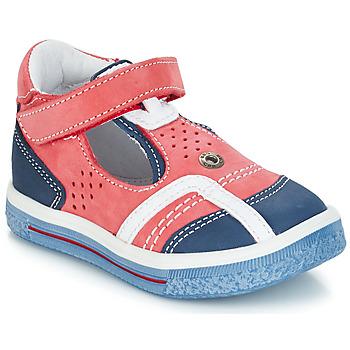 鞋子 女孩 平底鞋 GBB SALVADORE 红色 / 蓝色