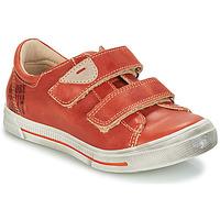 鞋子 男孩 短筒靴 GBB SEBASTIEN Vte / 铁锈色 / 雪白色