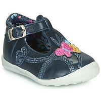 鞋子 女孩 平底鞋 Catimini SOLEIL 海蓝色