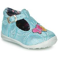鞋子 女孩 平底鞋 Catimini SOLEIL 蓝色
