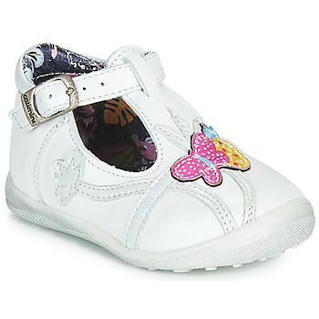 鞋子 女孩 平底鞋 Catimini SOLEIL 白色