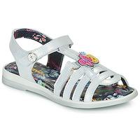 鞋子 女孩 凉鞋 Catimini SICALE 白色