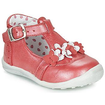 鞋子 女孩 凉鞋 Catimini SALICORNE 红色