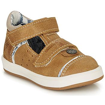 鞋子 男孩 凉鞋 Catimini SAUTERIAU 棕色