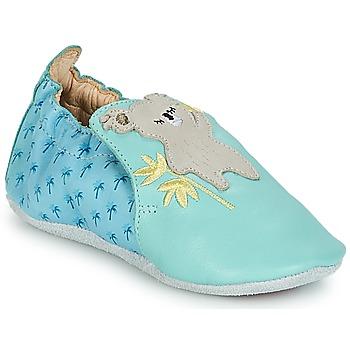 鞋子 儿童 儿童拖鞋 Catimini SHIVA 蓝色 / 灰色