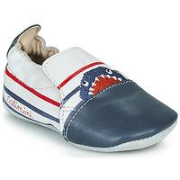 鞋子 男孩 拖鞋 Catimini SIMOCYBE 海蓝色 / 白色 / 红色