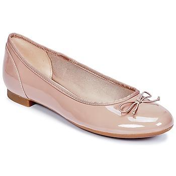 鞋子 女士 平底鞋 Clarks 其乐 COUTURE BLOOM 裸色