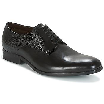 鞋子 男士 德比 Clarks 其樂 GILMORE LACE 黑色