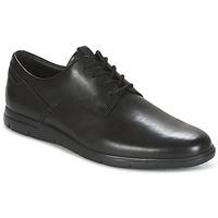 鞋子 男士 德比 Clarks 其乐 VENNOR WALK 黑色