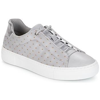 鞋子 男孩 球鞋基本款 Bullboxer AID006 灰色
