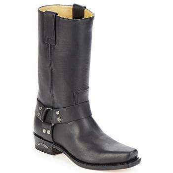 鞋子 男士 都市靴 Sendra boots EDDY 黑色