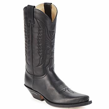 鞋子 都市靴 Sendra boots FLOYD 黑色