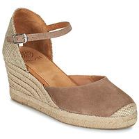 鞋子 女士 凉鞋 Unisa CARCERES 灰褐色