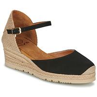 鞋子 女士 凉鞋 Unisa CISCA 黑色