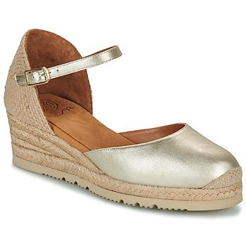 鞋子 女士 凉鞋 Unisa CISCA 金色