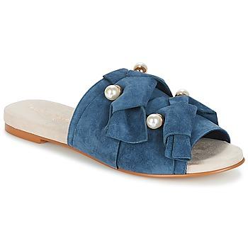 鞋子 女士 休閑涼拖/沙灘鞋 KG by Kurt Geiger NAOMI-BLUE 藍色