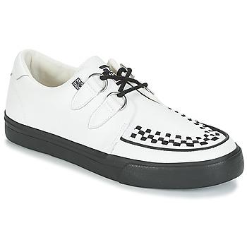 鞋子 球鞋基本款 TUK CREEPERS SNEAKERS 白色 / 黑色
