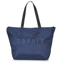 包 女士 斜挎包 Esprit 埃斯普利 CLEO SHOPPER 海蓝色
