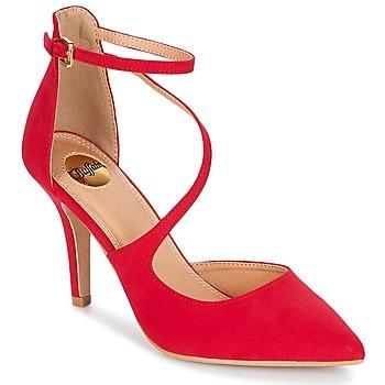 鞋子 女士 高跟鞋 Buffalo YOYOSBAND 红色