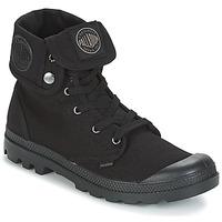 鞋子 男士 短筒靴 Palladium 帕拉丁 BAGGY 黑色