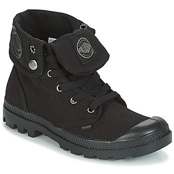 鞋子 女士 短筒靴 Palladium 帕拉丁 BAGGY 黑色