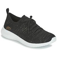 鞋子 女士 训练鞋 Skechers 斯凯奇 ULTRA FLEX 黑色