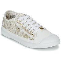 鞋子 女士 球鞋基本款 Le Temps des Cerises BASIC 02 金色