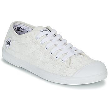 鞋子 女士 球鞋基本款 Le Temps des Cerises BASIC 02 白色