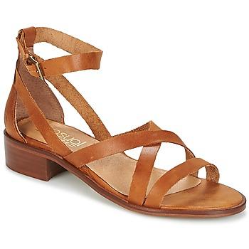 鞋子 女士 涼鞋 Casual Attitude COUTIL 棕色
