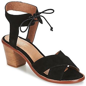 鞋子 女士 凉鞋 Casual Attitude ITELO 黑色