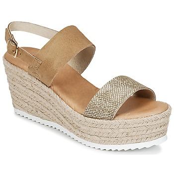鞋子 女士 凉鞋 Casual Attitude INUIL 金色 / 棕色
