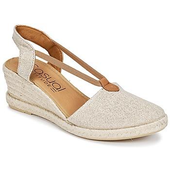 鞋子 女士 帆布便鞋 Casual Attitude IPOP 金色