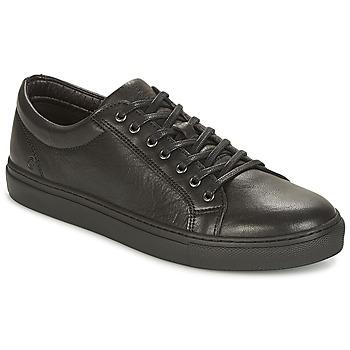 鞋子 男士 球鞋基本款 Casual Attitude IZOBA 黑色
