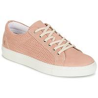 鞋子 女士 球鞋基本款 Casual Attitude IPINIA 玫瑰色