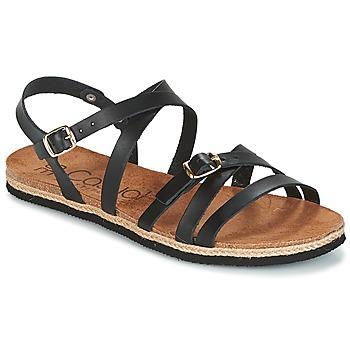 鞋子 女士 凉鞋 Casual Attitude ILMEM 黑色