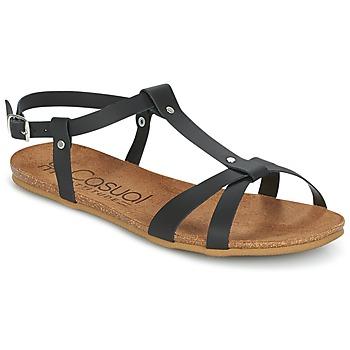 鞋子 女士 凉鞋 Casual Attitude JALIYAXE 黑色