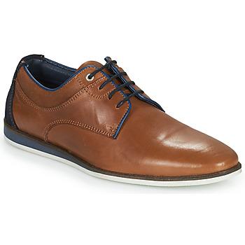 鞋子 男士 德比 Casual Attitude ILESO 棕色