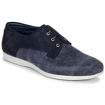 鞋子 男士 德比 Casual Attitude IVUR 藍色 / 海藍色