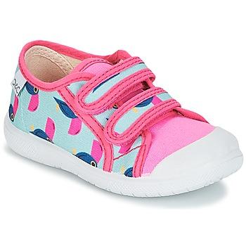 鞋子 女孩 球鞋基本款 Citrouille et Compagnie GLASSIA 多彩