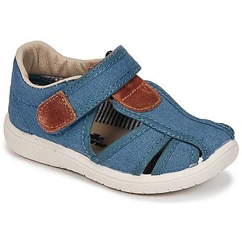 鞋子 男孩 涼鞋 Citrouille et Compagnie GUNCAL 藍色